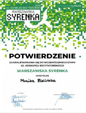 Warszawska Syrenka 2019